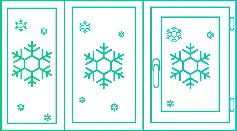 Балконы из ПВХ - Холодное Остекление