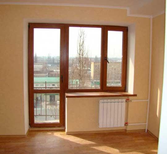 Uși pentru balcon