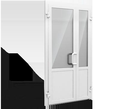 Uși din PVC